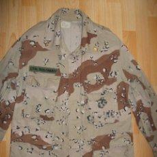 Militaria: CHAQUETA MARINES USA, 1ª GUERRA DEL GOLFO, TALLA M. Lote 98160411