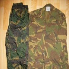 Militaria: CAMISA M, PANTALON AGUAS TALLA 42. Lote 98160523