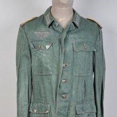 Militaria: TUNICA DE COMBATE M43 -HBT-DRILL ( ALGODON ) MUY LIGERA). Lote 98404131