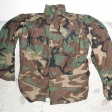 Militaria: CHAQUETÓN M65 US ARMY, RANGERS, MARINES, SEAL, SEALS TALLA LARGE LONG. Lote 98547327