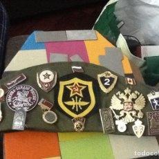 Militaria: GORRA RUSA CON PIN,S. Lote 98586044