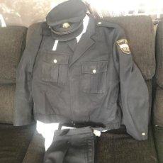 Militaria: LOTE UNIFORME CNP - POLICIA NACIONAL. Lote 101974079