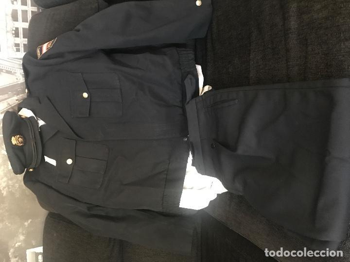 Militaria: Lote Uniforme CNP - Policia Nacional - Foto 2 - 101974079