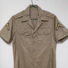 Militaria: ANTIGUA CAMISA DE UNIFORMIDAD DEL EJERCITO DE LOS EE.UU. DESCONOZCO EPOCA.. Lote 102109687