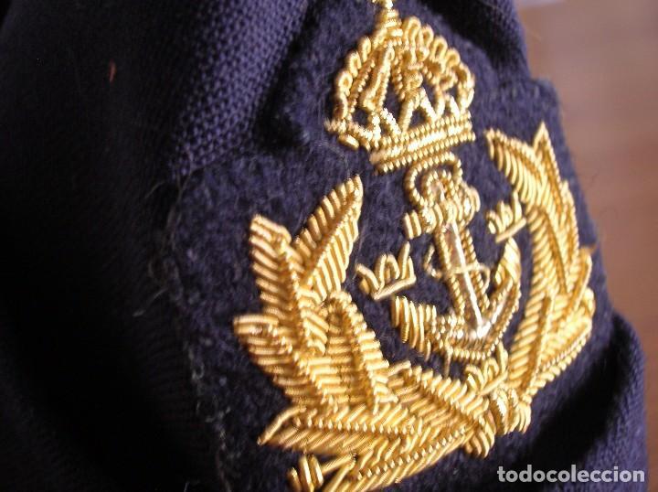 Militaria: RARO Y MUY ESCASO UNIFORME DE DIARIO O FAENA DE OFICIAL DE LA ARMADA SUECA. CALIDAD DEL MATERIAL. - Foto 9 - 103188163