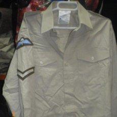 Militaria: CAMISA BRITANICA PARACAIDISTA. Lote 103449819