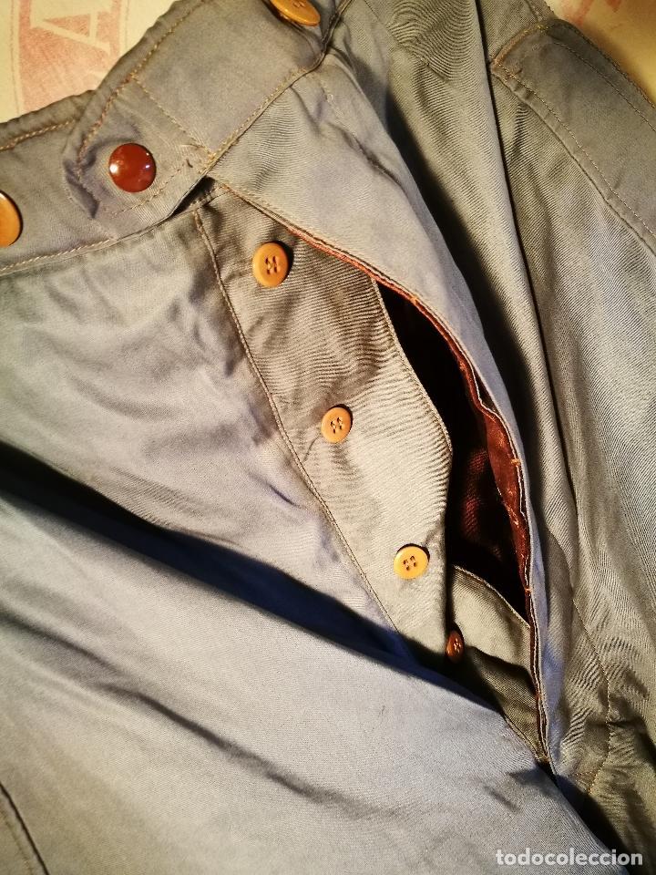 Militaria: antiguo pantalon vuelo invierno WWII RAF - Foto 38 - 104858511
