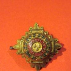 Militaria: DISTINTIVO OFICIAL INGLES TRIA JUNCTA IN UNO. Lote 105754399