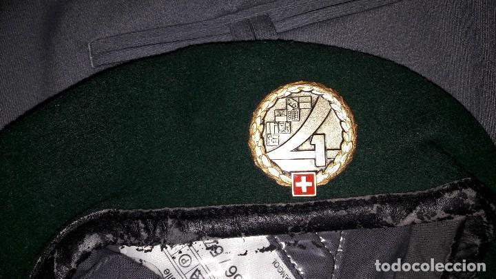 Militaria: Uniforme suizo. Año 1994. Muy completo. - Foto 5 - 106561915