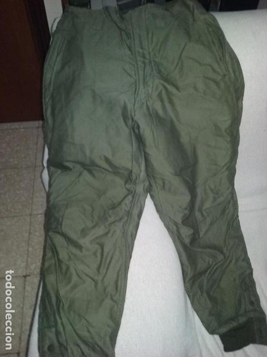 US MARINES. UNIFORME DE COMBATE. PANTALON DE CLIMA FRIO. INTERIOR AFELPADO. (Militar - Uniformes Extranjeros )