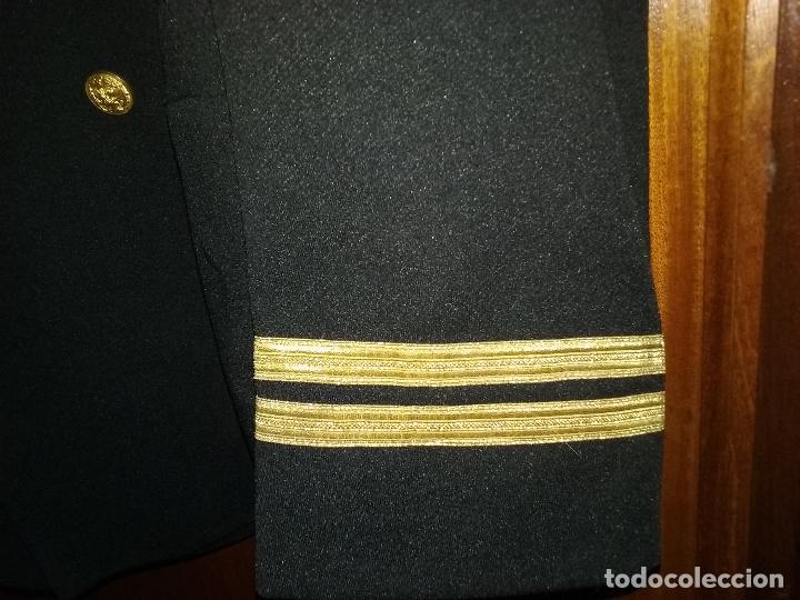 Militaria: USN. US NAVY. CHAQUETA DE OFICIAL. TALLA 49 - Foto 2 - 107406175