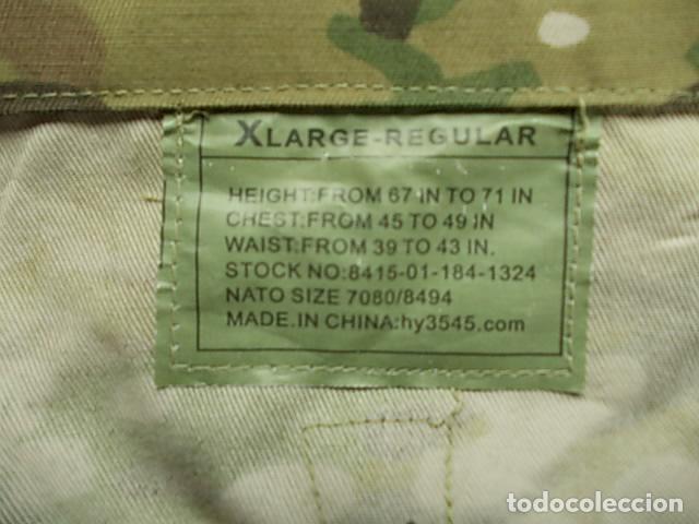 Militaria: Uniforme de camuflaje nuevo - Foto 6 - 91048950