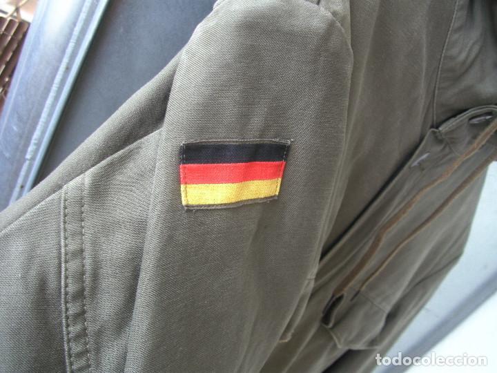 parka bandera alemana