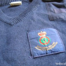 Militaria: ANTIGUO Y RARO JERSEY DE LAS FUERZAS DE SEGURIDAD BRITANICAS EN IRLANDA DEL NORTE.. Lote 108046379