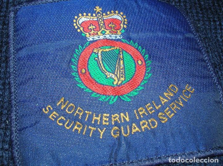 Militaria: ANTIGUO Y RARO JERSEY DE LAS FUERZAS DE SEGURIDAD BRITANICAS EN IRLANDA DEL NORTE. - Foto 3 - 108046379