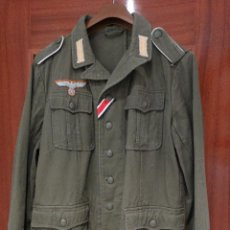 Militaria: GUERRERA DEL AFRIKA KORPS. Lote 110259927