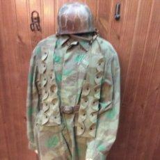 Militaria: UNIFORME PARACAIDISTA ALEMAN 2ª GUERRA MUNDIAL. Lote 180222362