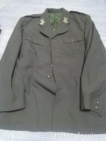 GUERRERA MILITAR (Militar - Uniformes Extranjeros )
