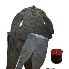 Militaria: UNIFORME DE TENIENTE DE MÉDICO (FRANCIA). Lote 115116943