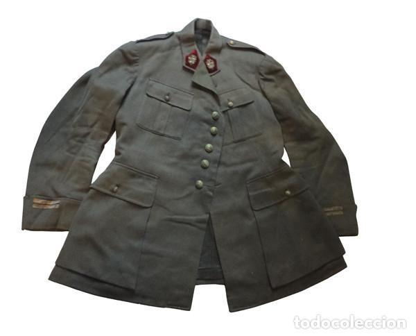 Militaria: Uniforme de teniente de médico (Francia) - Foto 9 - 115116943