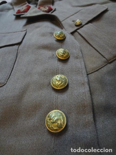 Militaria: Uniforme de teniente de médico (Francia) - Foto 10 - 115116943