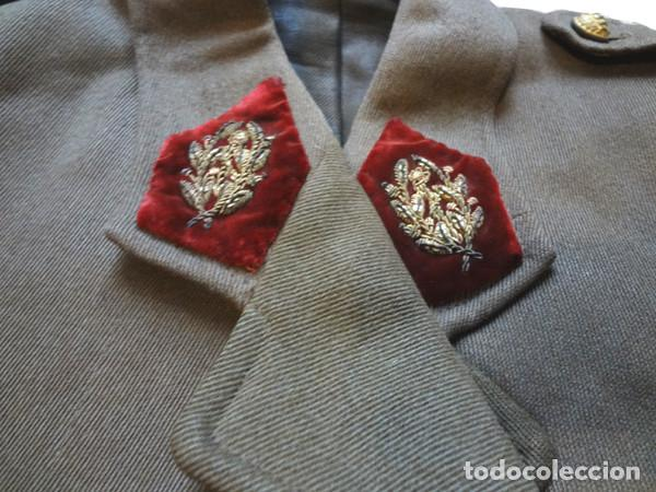 Militaria: Uniforme de teniente de médico (Francia) - Foto 11 - 115116943