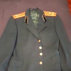 Militaria: CHAQUETA OFICIAL ARTILLERÍA SOVIÉTICA. Lote 115560027