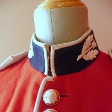 Militaria: (JX-180371)GUERRERA DE LA GUARDIA ESCOCESA , LEYENDA EN EL BOTON : NEMO - ME - IMPUNE - LACESSIT .. Lote 116247311