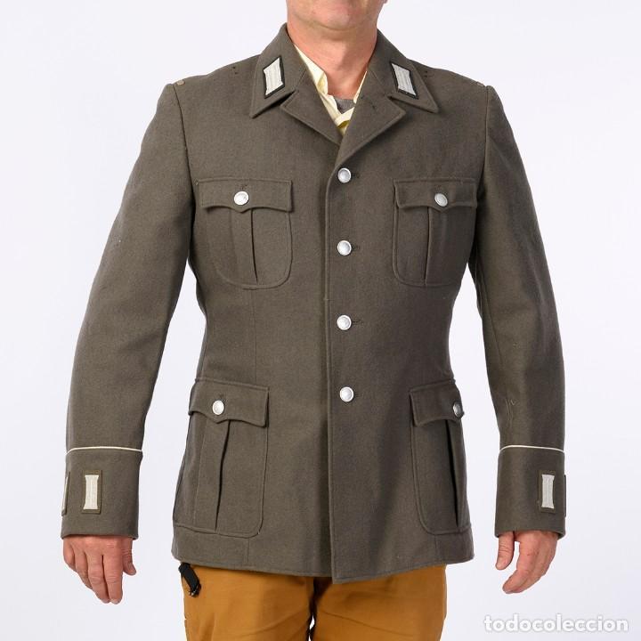 Militaria: Guerrera Ejercito RDA. - Foto 2 - 116285195