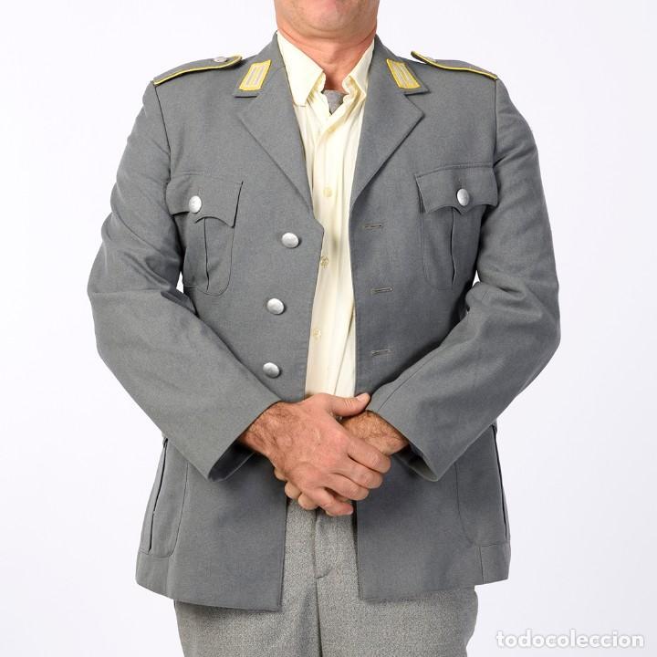 GUERRERA EJERCITO RDA. (Militar - Uniformes Extranjeros )