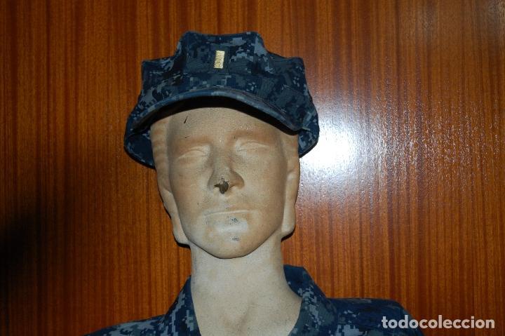 Militaria: USN. US NAVY. UNIFORME DE UN TENIENTE. - Foto 2 - 117469015