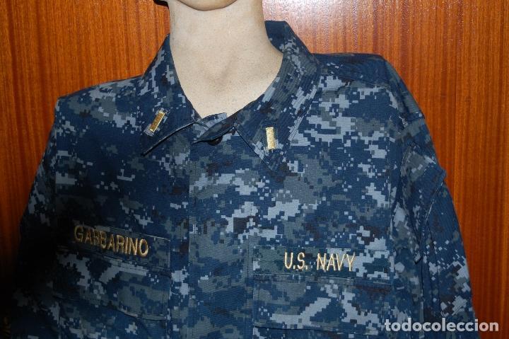 Militaria: USN. US NAVY. UNIFORME DE UN TENIENTE. - Foto 3 - 117469015