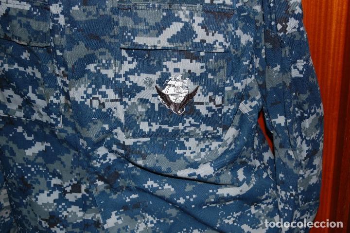 Militaria: USN. US NAVY. UNIFORME DE UN TENIENTE. - Foto 4 - 117469015