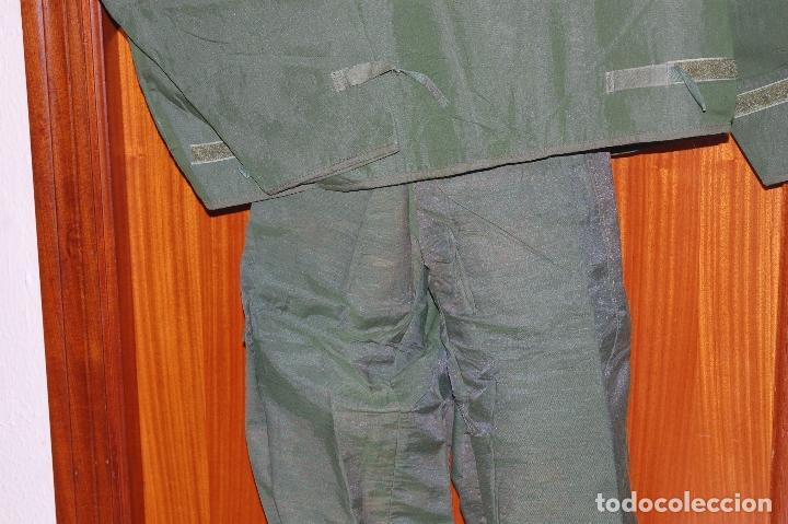 Militaria: US ARMY. US MARINES. UNIFORME COMPLETO DE GUERRA QUIMICA. - Foto 2 - 117478275