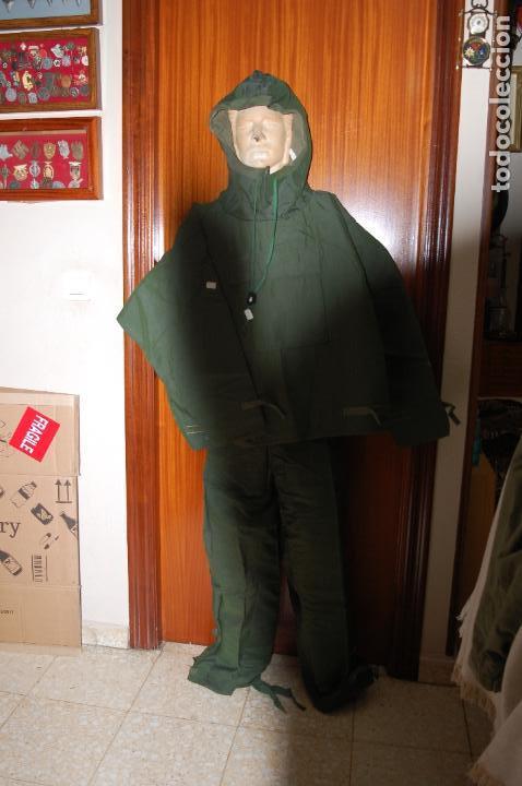 Militaria: US ARMY. US MARINES. UNIFORME COMPLETO DE GUERRA QUIMICA. - Foto 5 - 117478275