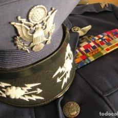 Militaria: UNIFORME COMPLETO DE CORONEL MUY CONDECORADO USAF. EPOCA DE LA GUERRA DE VIETNAM. 100% ORIGINAL USA.. Lote 119930075