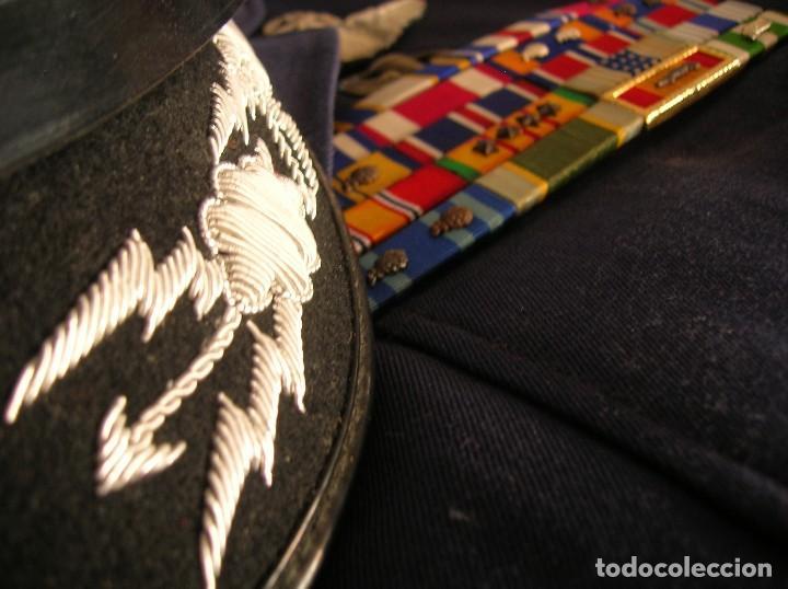Militaria: UNIFORME COMPLETO DE CORONEL MUY CONDECORADO USAF. EPOCA DE LA GUERRA DE VIETNAM. 100% ORIGINAL USA. - Foto 2 - 119930075