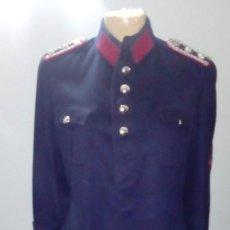 Militaria: GUERRERA DE UN MIENBRO DE LA FEUERSCHUTZPOLIZEI ÉPOCA III REICH. Lote 122294771