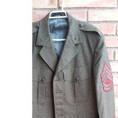 Militaria: UNIFORME USMC. SARGENTO MAYOR. AÑOS 80 / 90. Lote 122433939