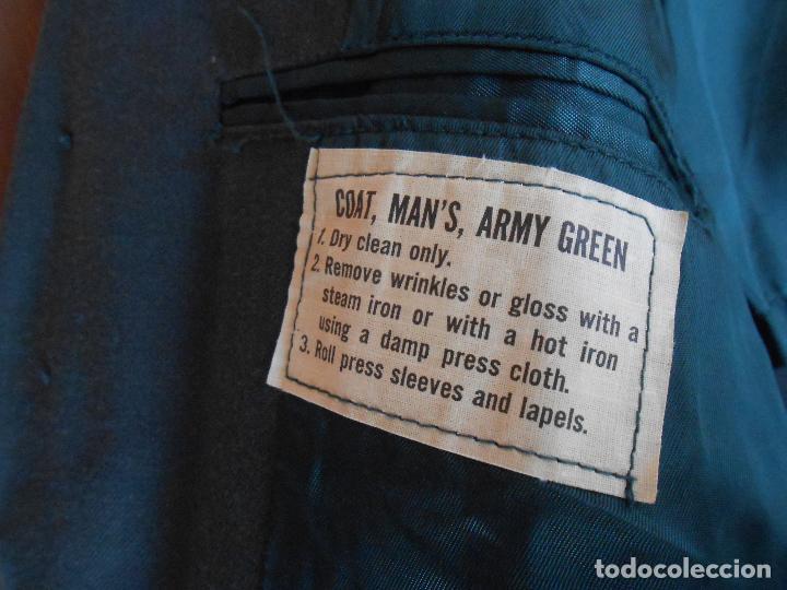 Militaria: Uniforme U.S de gala ejército americano sargento uno rojo época Vietnam - Foto 6 - 137783858