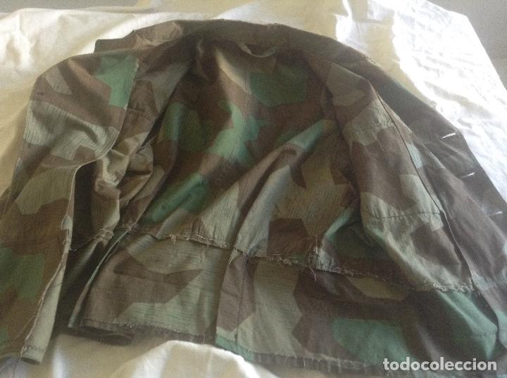 Militaria: GUERRERA DE OFICIAL ALEMAN CAMO - Foto 5 - 125188183
