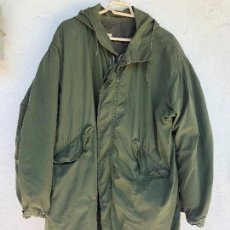 Militaria: PARKA MAN'S M 65 ARCTIC MILITAR US ARMY MODS FOR GOVERNMENTAL USE ONLY EJERCITO CAPUCHA. Lote 125852147
