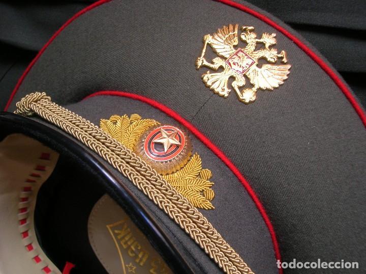 Militaria: EXCEPCIONAL UNIFORME COMPLETO DE GENERAL RUSO. RUSIA AÑOS 90. FEDERACIÓN RUSA. - Foto 3 - 126771335