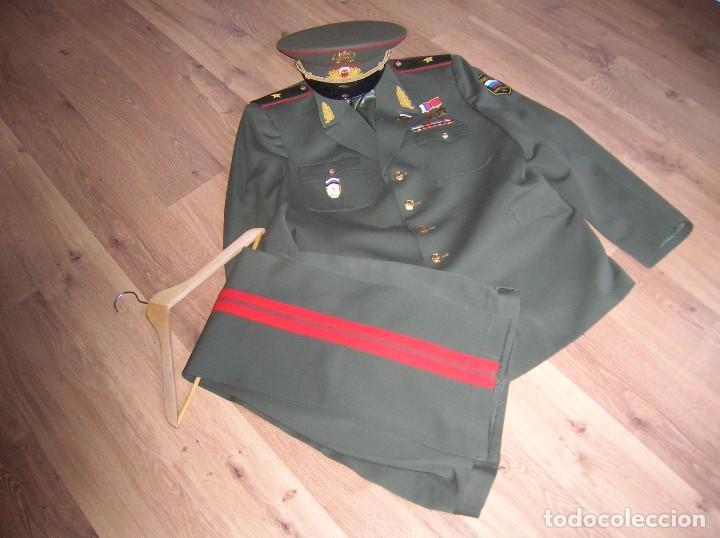Militaria: EXCEPCIONAL UNIFORME COMPLETO DE GENERAL RUSO. RUSIA AÑOS 90. FEDERACIÓN RUSA. - Foto 9 - 126771335
