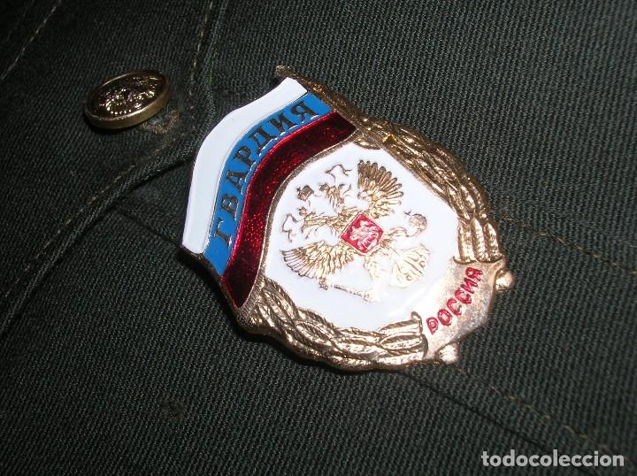 Militaria: EXCEPCIONAL UNIFORME COMPLETO DE GENERAL RUSO. RUSIA AÑOS 90. FEDERACIÓN RUSA. - Foto 11 - 126771335