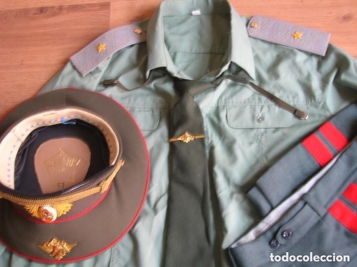 Militaria: UNIFORME COMPLETO DE VERANO DE GENERAL RUSO. FEDERACIÓN RUSA. AÑOS 90-2000. - Foto 2 - 127615107