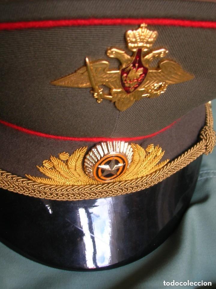 Militaria: UNIFORME COMPLETO DE VERANO DE GENERAL RUSO. FEDERACIÓN RUSA. AÑOS 90-2000. - Foto 4 - 127615107