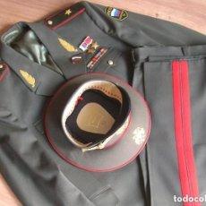Militaria: EXCEPCIONAL UNIFORME COMPLETO DE GENERAL RUSO. RUSIA AÑOS 90. FEDERACIÓN RUSA.. Lote 127615615