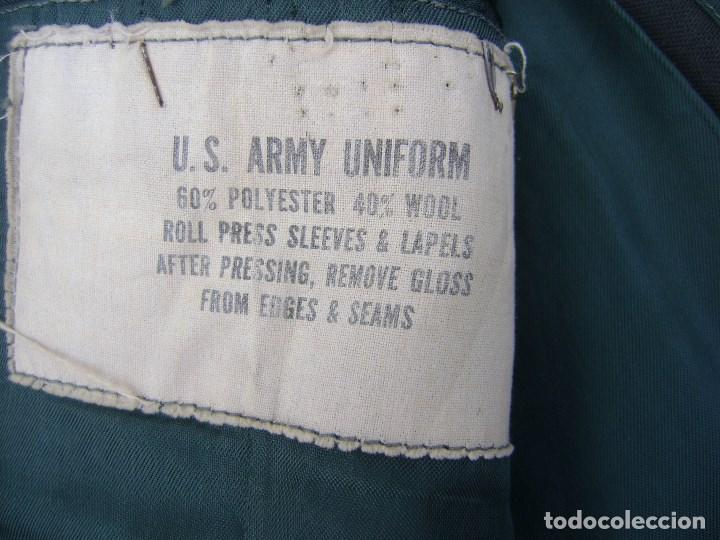 Militaria: UNIFORME US AMERICANO , EPOCA DE VIETNAM . - Foto 5 - 128090927