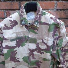 Militaria: CAMISOLA DEL EJÉRCITO ITALIANO. CAMUFLAJE ÁRIDO 1993. Lote 128482219